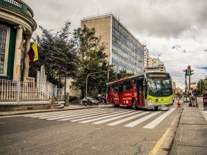 Transportation in Bogotá