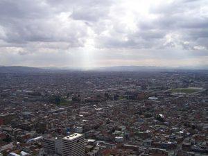 weather in Bogotá