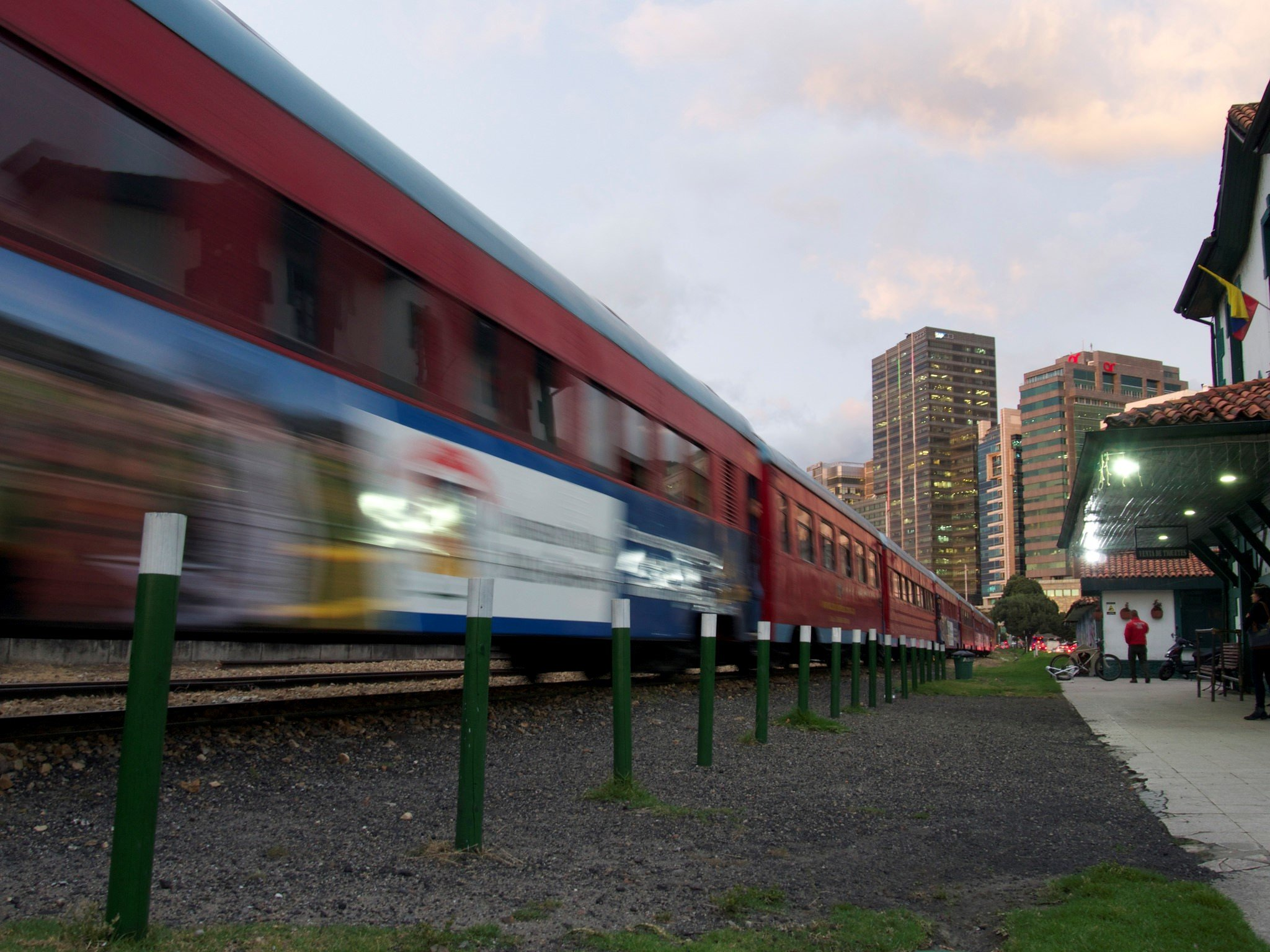 Best Neighborhoods in Bogota Santa Barbara