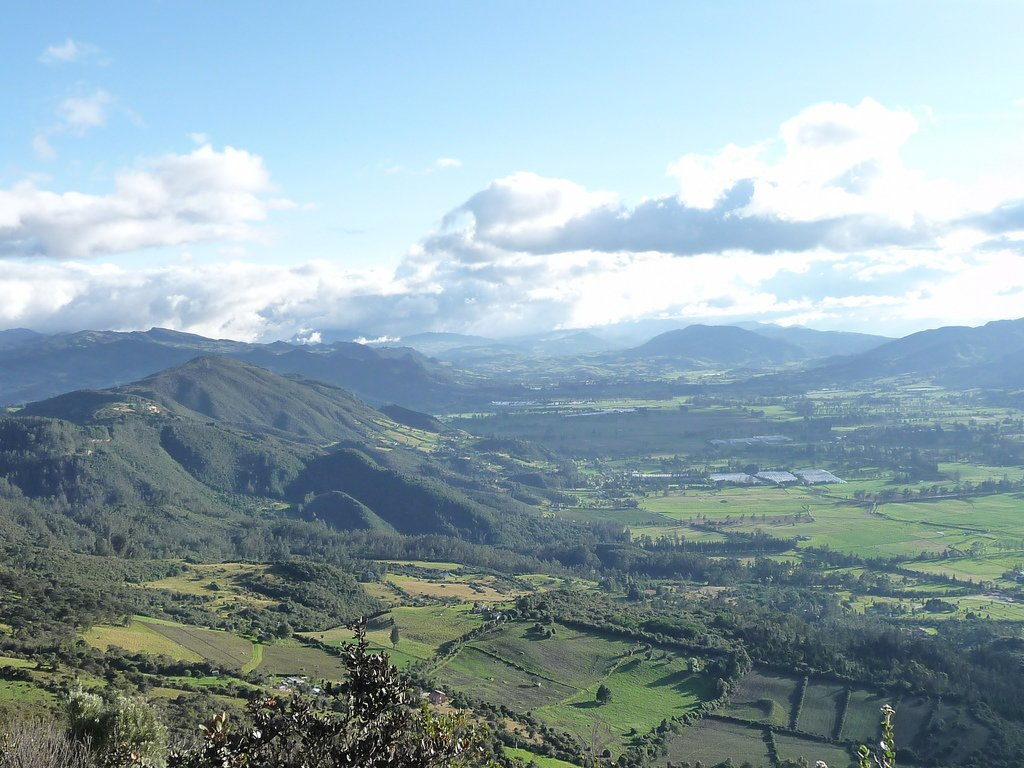 Places to Visit and Stay Near Bogota
