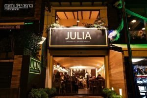 Julia pizzeria in Bogota