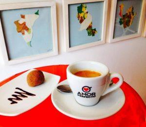 Amor Perfecto café
