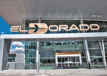 Airport in Bogotá