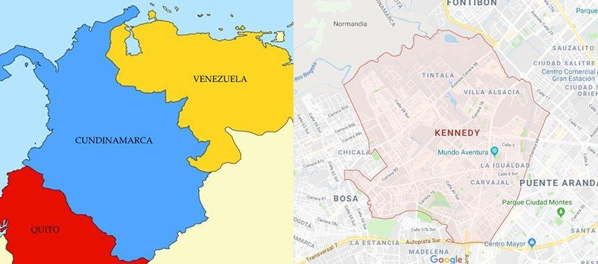 Bogotá History