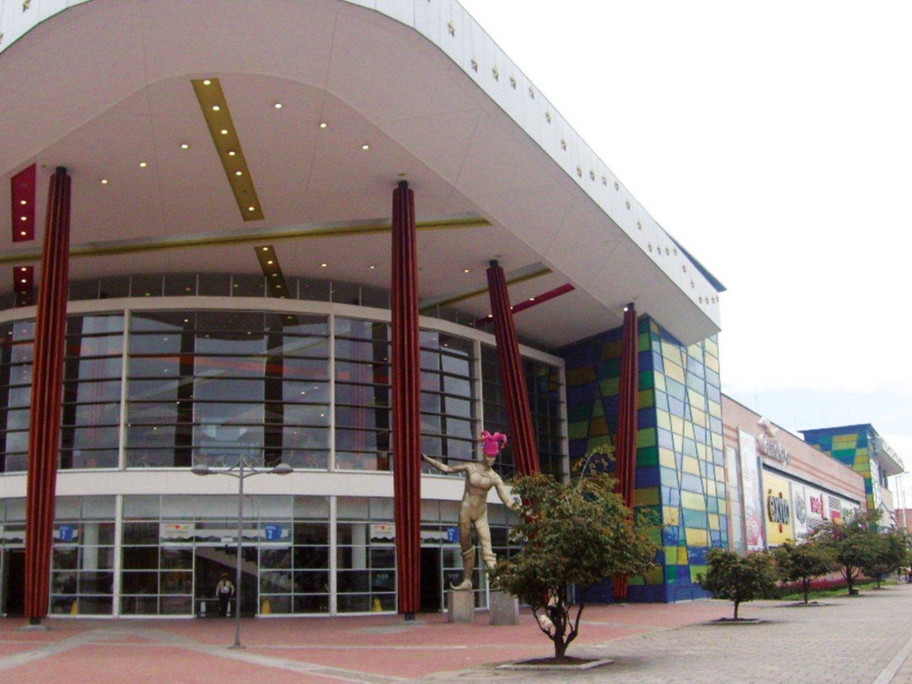 Malls in Bogotá