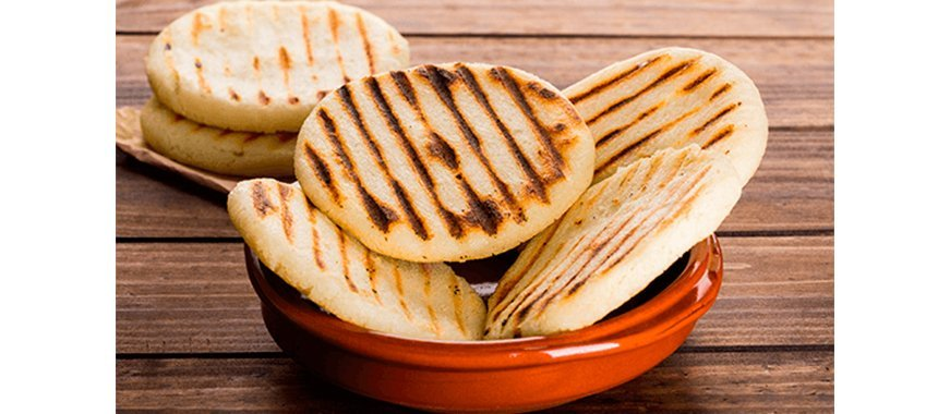 Traditional Colombian food: the world of arepas - Colture