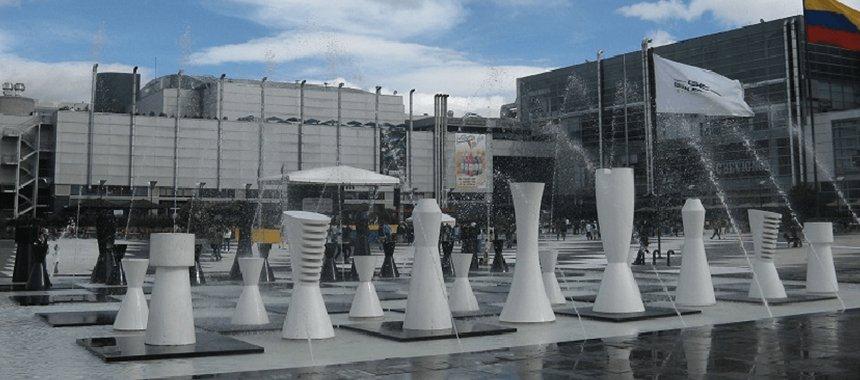 Getting Lost in Bogotá
