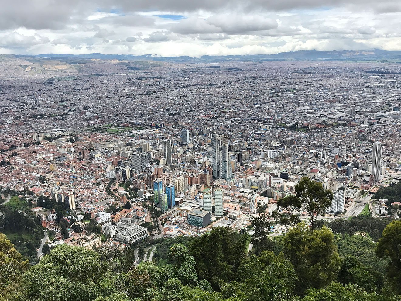Where to Stay in Bogotá