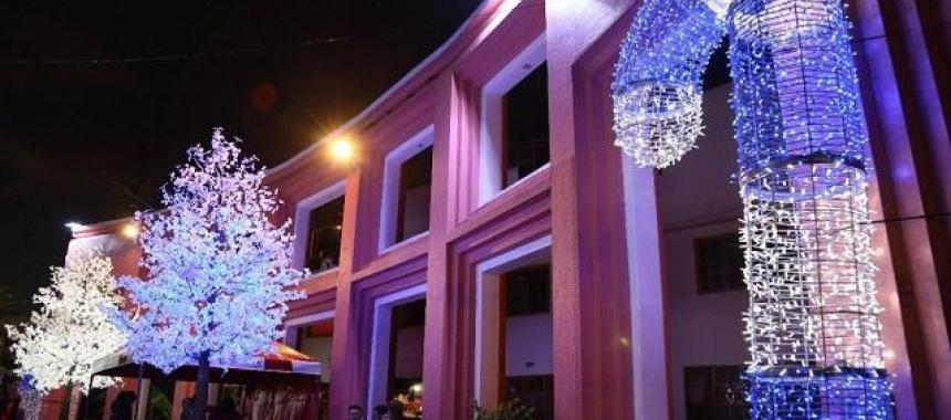 Best Christmas Lights in Bogotá