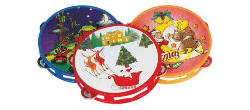 Colombian Christmas Instruments