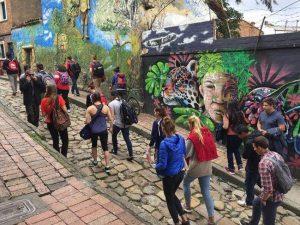 Free tours in Bogotá