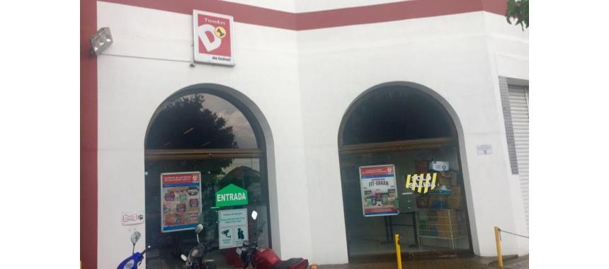 Grocery stores in Bogotá
