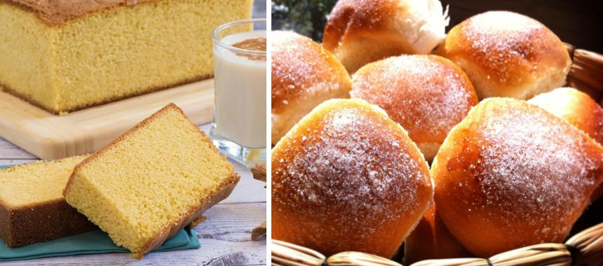 Traditional Colombian baked bread