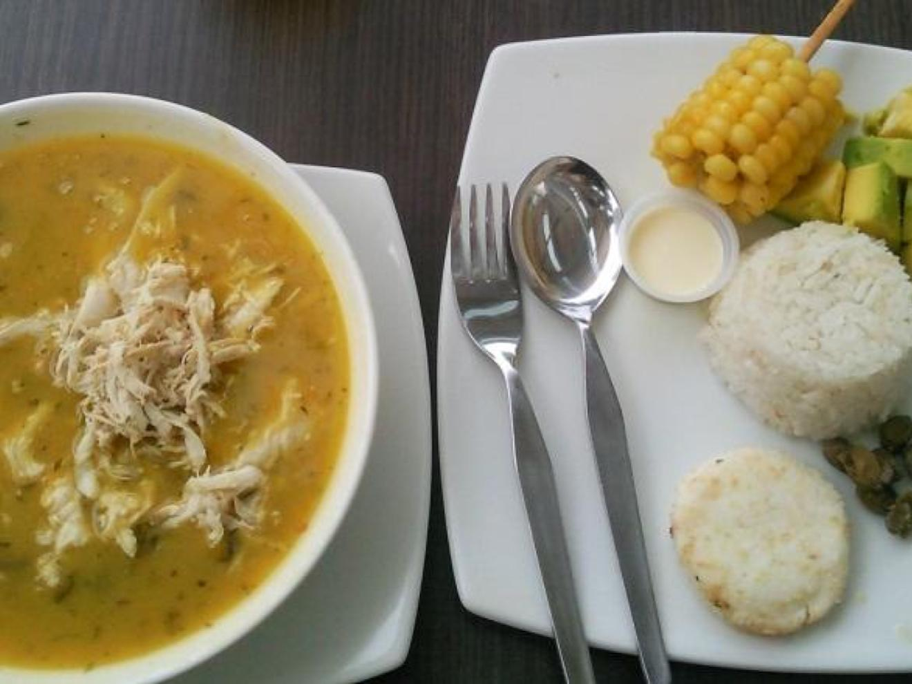Colombian Soup Ajiaco