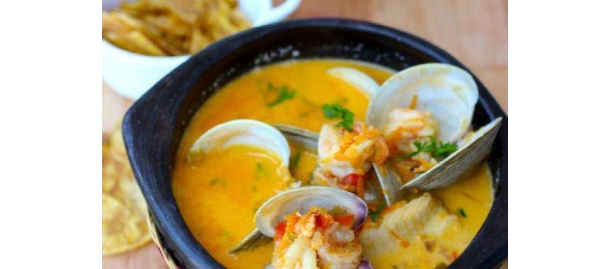 Cazuelas soup