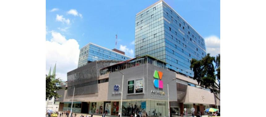 centro comercial avenida chile