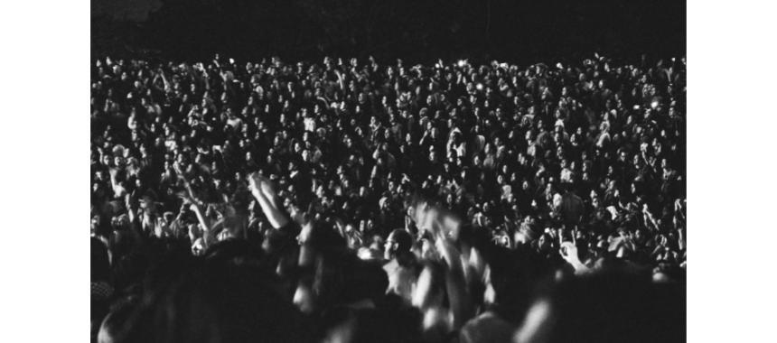 People at Rock al Parque
