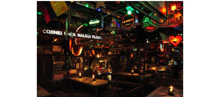 Interior of Andres Carne de Res