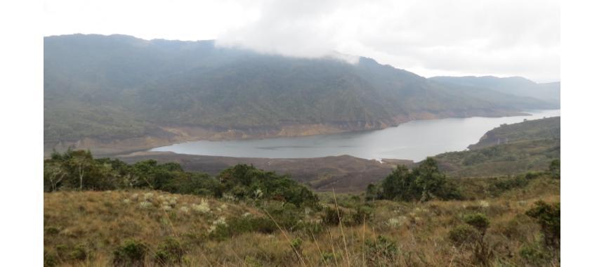 Embalse de Chuza (Chuza Dam)