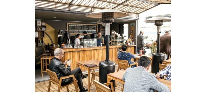 Azahar Coffee store Bogotá