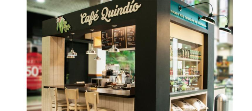 Café Quindío store