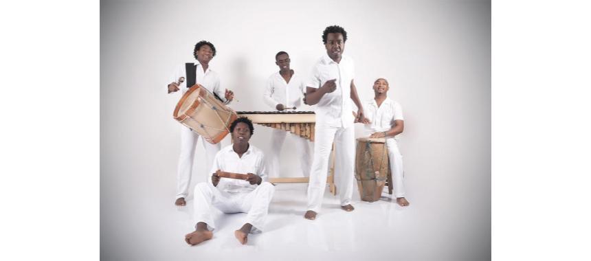 Herencia de Timbiquí band