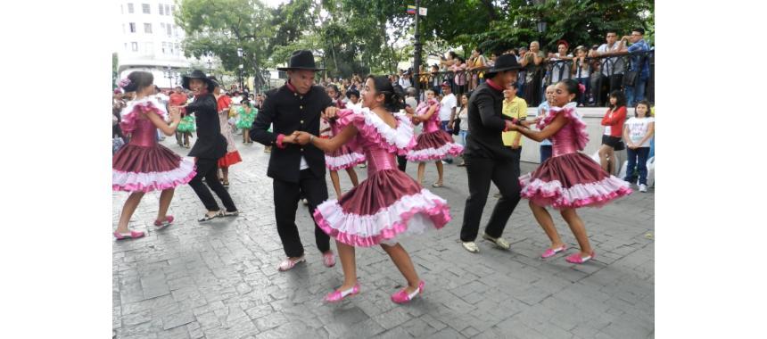 Joropo dance