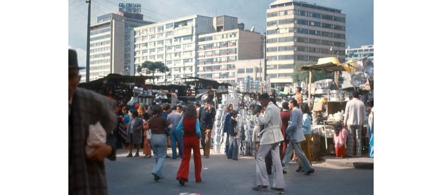 San Victorino in 1975