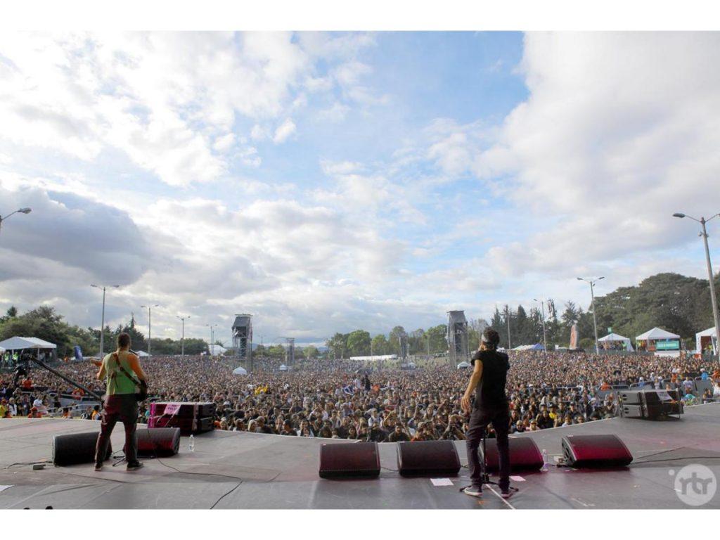 Music Festivals in Bogotá