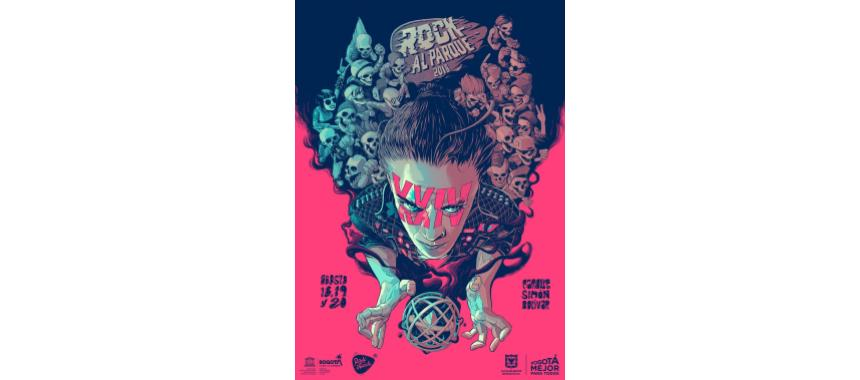 Main poster of Rock al Parque