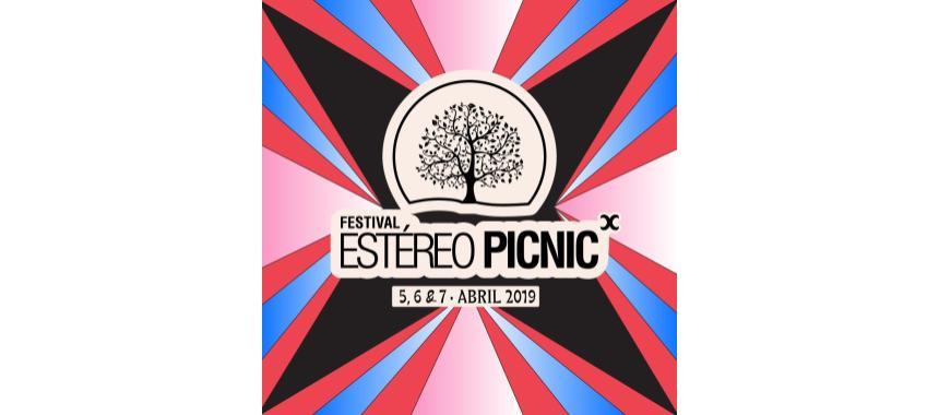 Logo Estéreo Picnic 2019