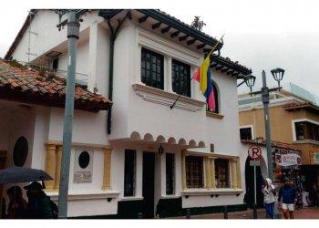 Front facade in Usaquen Plaza