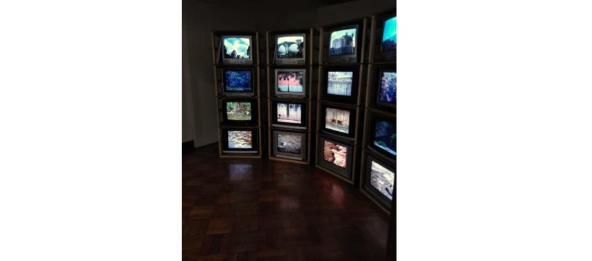 National University art exhibition