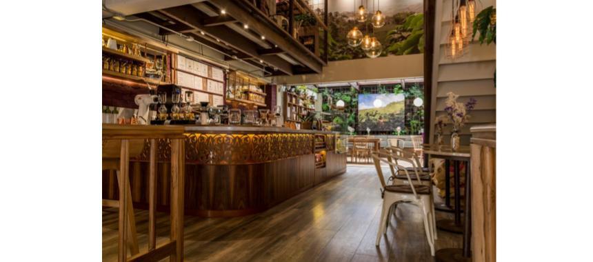 Café San Alberto in Bogotá