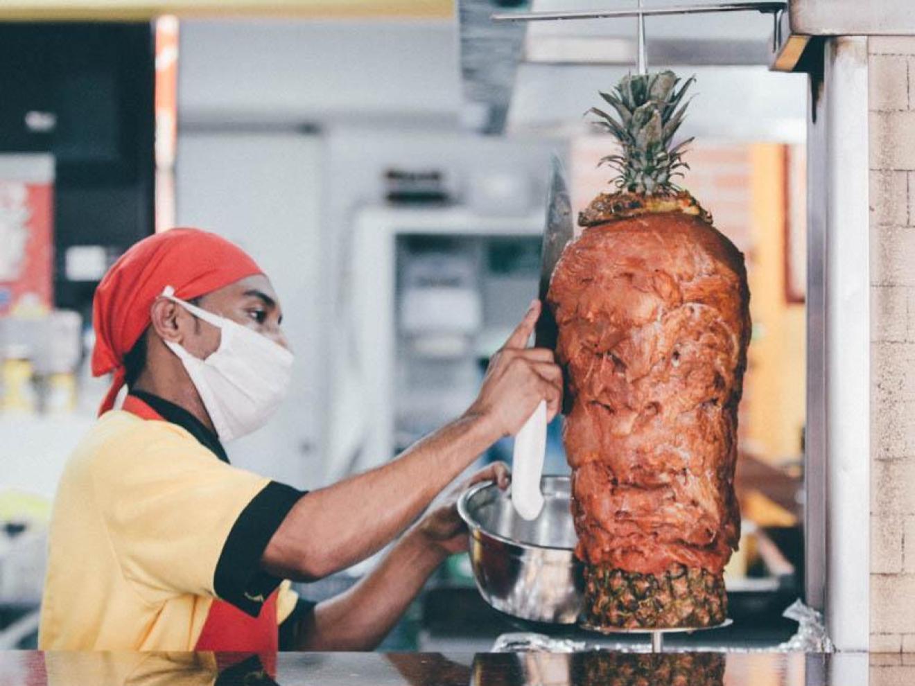 Traditional pork preparation
