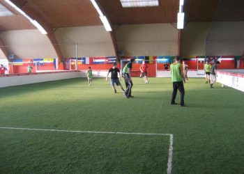 Indoor Football Court