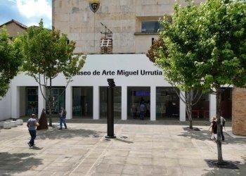 Museum Miguel Urrutia facade
