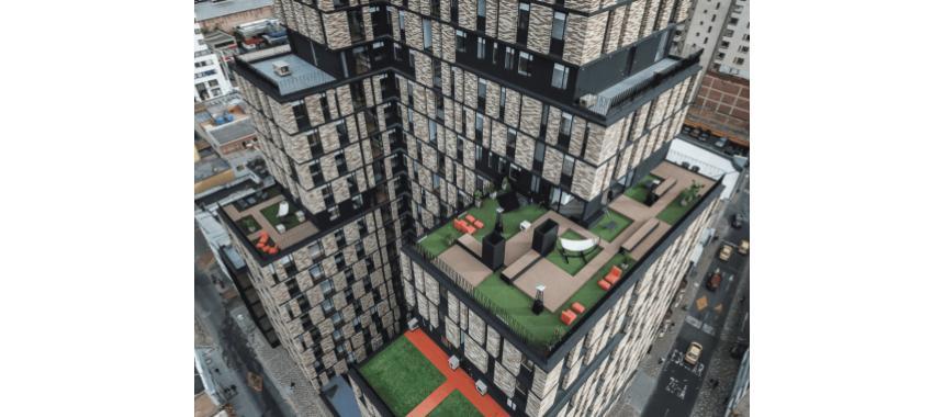 LivinnX 21 façade