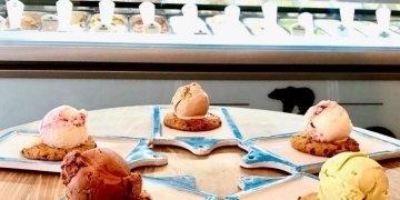 Orso Heladería ice cream