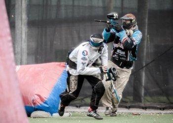 Paintball in Bogotá