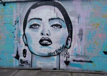 San Felipe Open graffiti