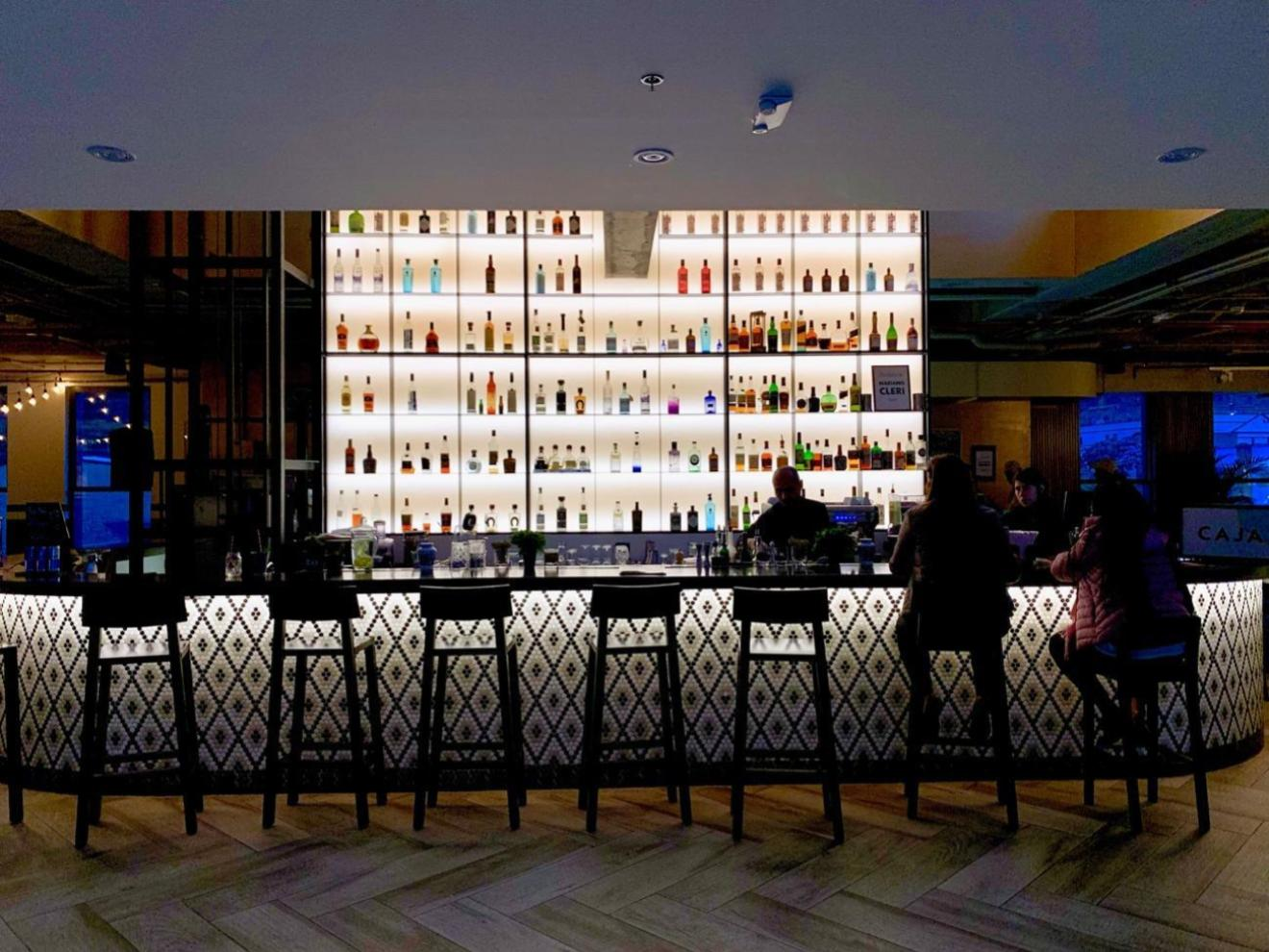 Bar at Boho