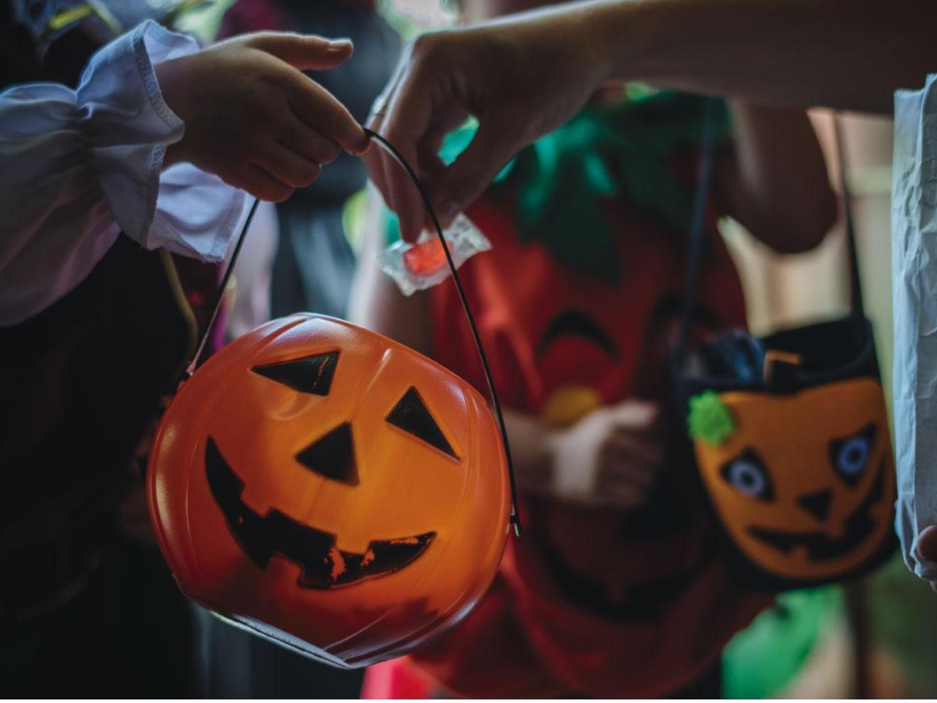 Halloween in Bogotá
