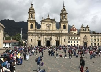 Churches in Bogotá
