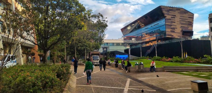 Spanish in Bogotá