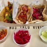 Best tacos in Bogotá