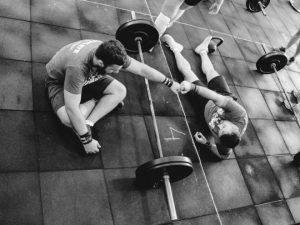 Exercising in Bogotá