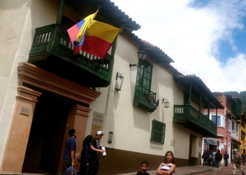 Theaters in Bogotá