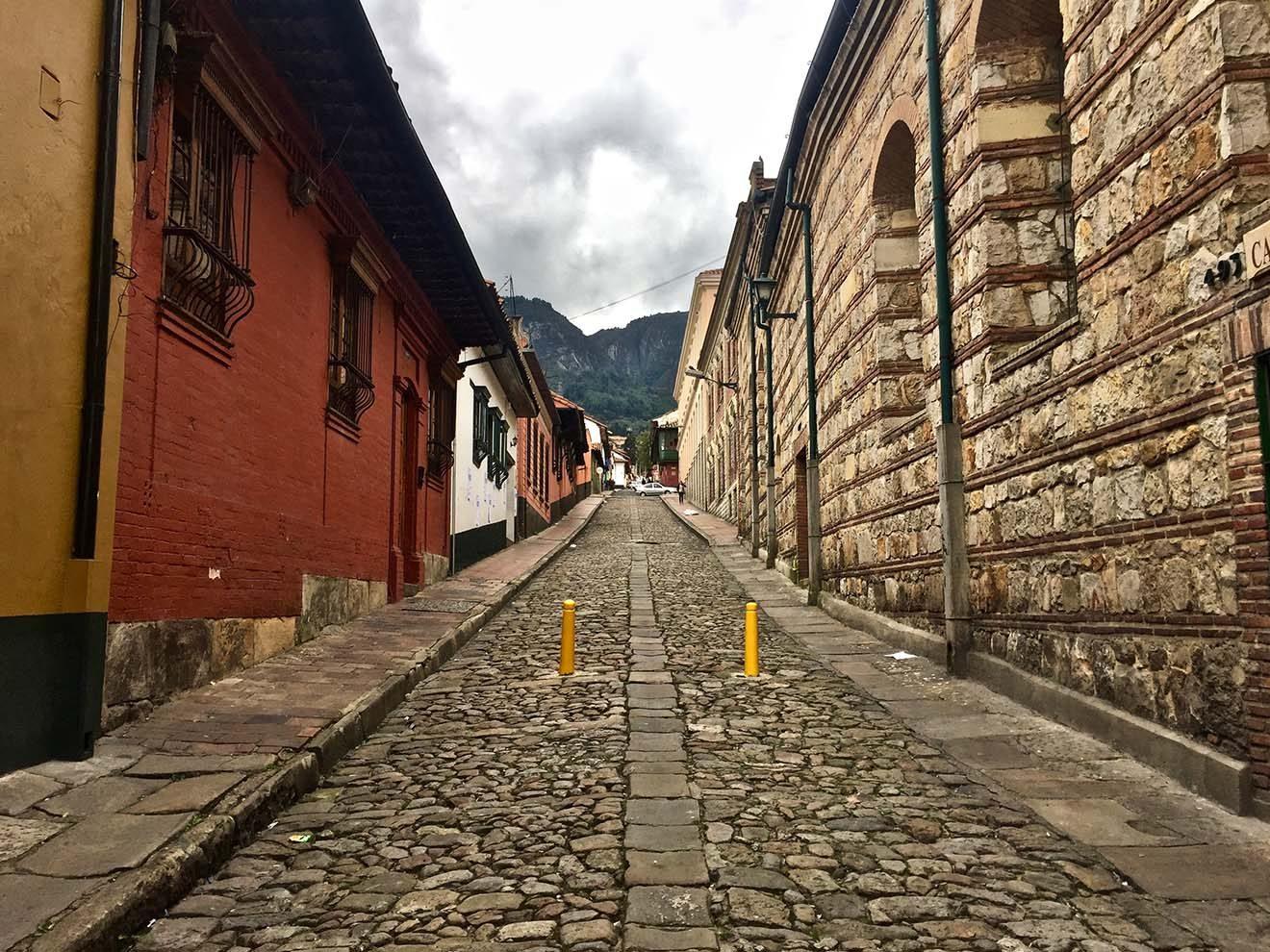 Homestay in Bogota