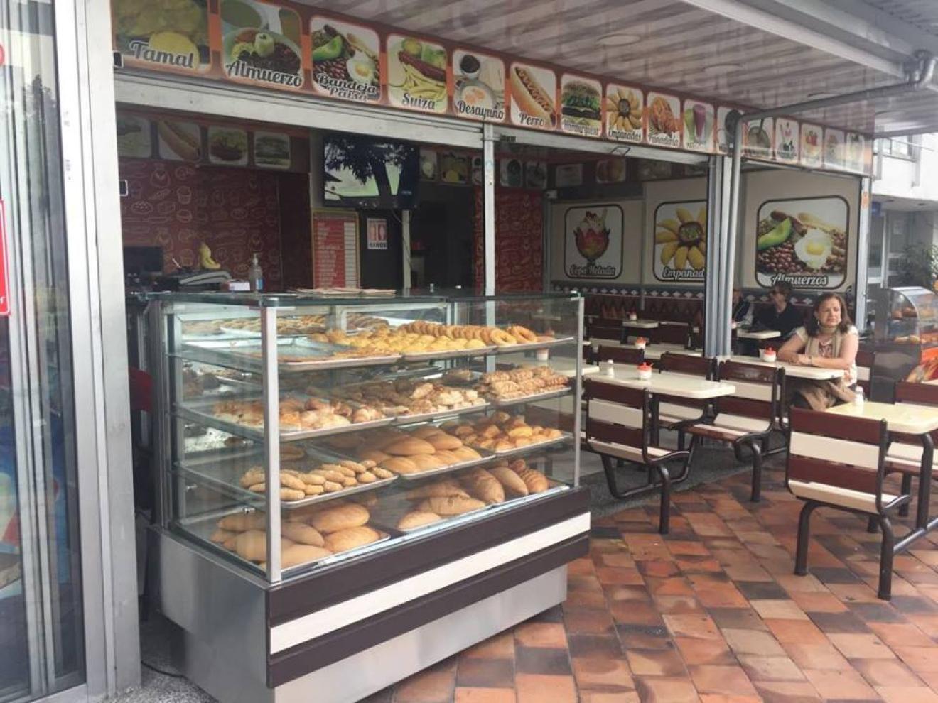 Bakeries in Bogotá